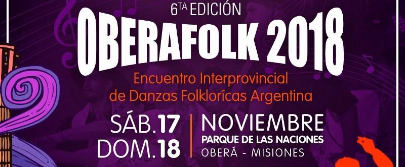 VI edición del Oberafolk este sábado y domingo en el Parque de lasNaciones