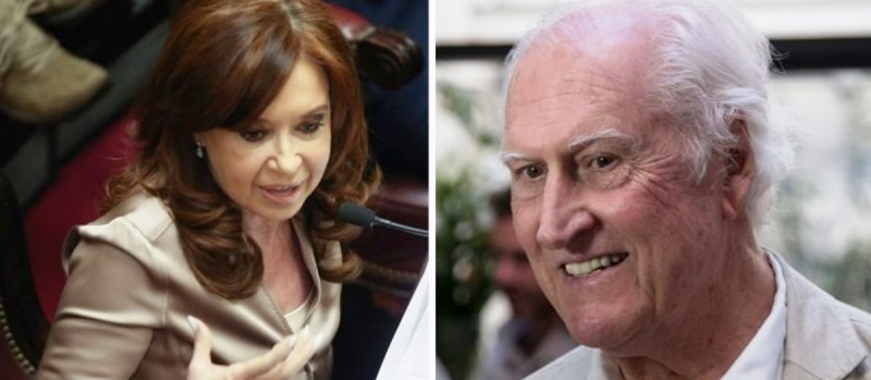 Pino Solanas anunció su alianza con el kirchnerismo de cara a las elecciones2019