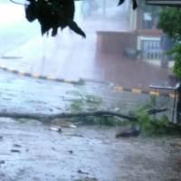 Informe del temporal en Misiones