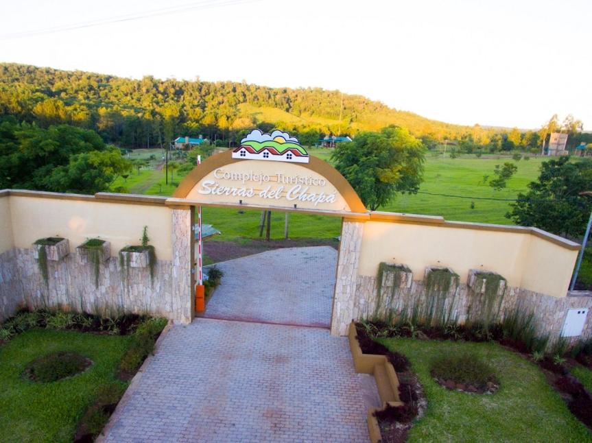 El complejo turístico Sierras del Chapa abre sus puertas en la ZonaCentro