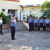 Asumieron nuevos jefes en las comisarías de la Unidad Regional II