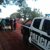 Detuvieron a un joven acusado de robar autopartes