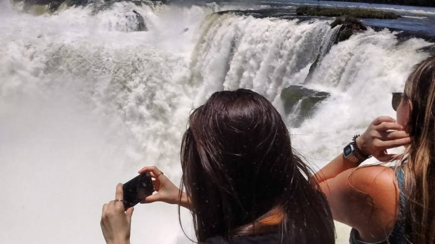 Casi dos millones de turistas se movilizaron dejando $4.300 millones el fin de semanalargo