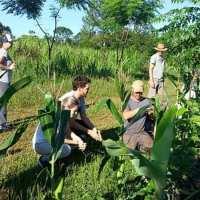 De Suiza a Oberá: siembra y cosecha orgánica, pasión Agro Sustentable y una jornada enriquecedora