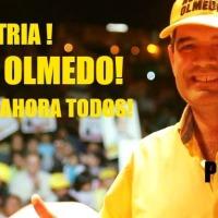 Obereños impulsan la candidatura de Olmedo a presidente