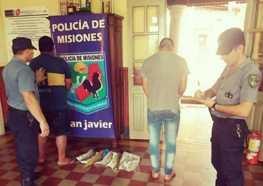 Detenido por robar 60 kilos de pescado de unfreezer