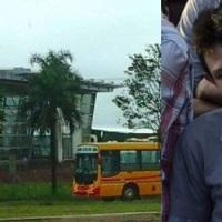 Hallaron al joven que salió de Panambí ayer y estuvo desaparecido