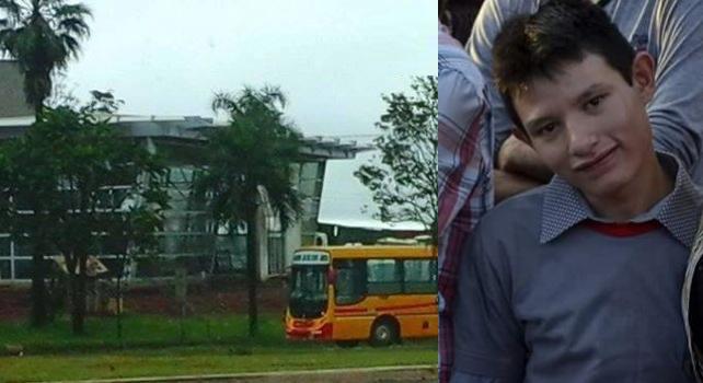 Hallaron al joven que salió de Panambí ayer y estuvodesaparecido