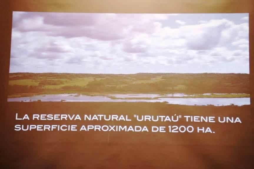 Avance en el Plan de Manejo de la reservaUrutaú