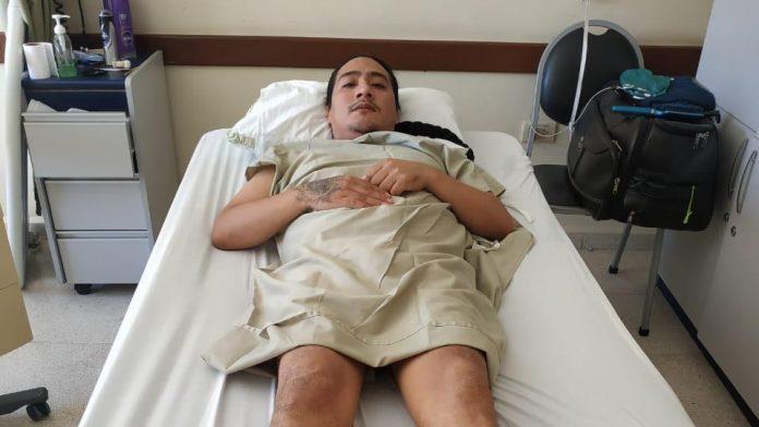 Niegan operar a un argentino accidentado en Bolivia y le exigen $6 mil por día deinternación