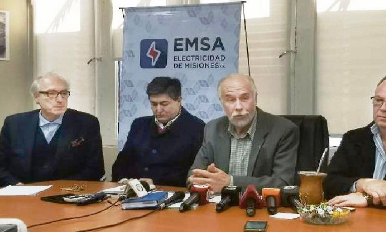 EMSA tiene 1800 empleados y sumarán más personal dijoAicheler