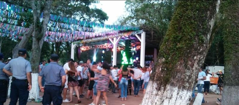 4 mil campistas ya asistieron al Festival Provincial de lasCarpas