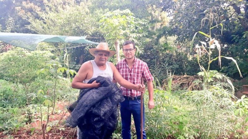 Mas de 60 familias ya producen sus cultivos en huertas orgánicashogareñas