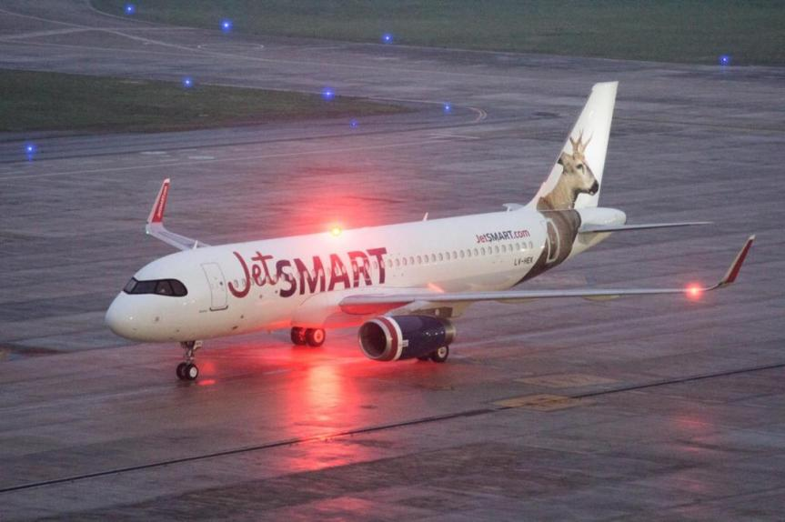 Habilitaron a low cost chilena vuelos de Misiones a 15 destino nacionales y 19internacionales