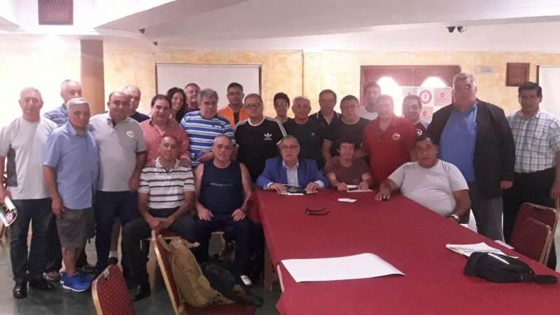 Oberá presente en el congreso de la Confederación Argentina deJudo