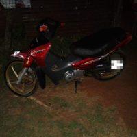 Mujer despistó con su amante en la moto del marido y se agarraron en el hospital