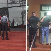 Delincuentes detenidos por el robo a una concesionaria y el asalto a una jubilada en una parada de colectivos