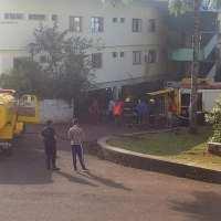 Prendió fuego un colchón y causó un incendio en el hospital de Alem