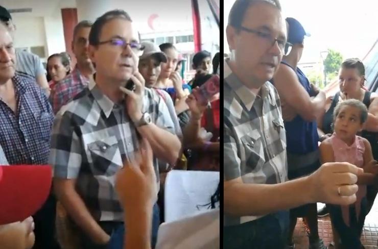 """""""Desde que Macri es presidente no me mandaron un peso para hacer ningunaobra"""""""