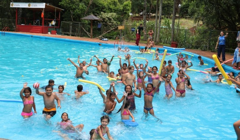Colonia de vacaciones: la 3° semana será para a los barrios Stemberg, 180 viviendas yCaballeriza
