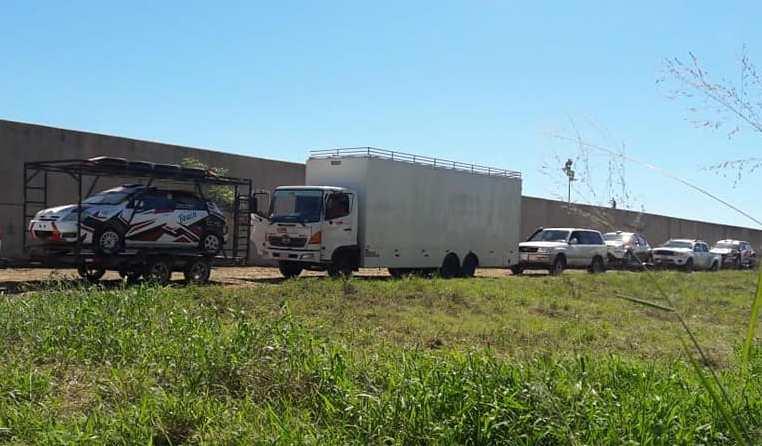 Por burocracia de la Aduana, equipos internacionales no pudieron entrar al país para competir en el Rally CodasurSudamericano