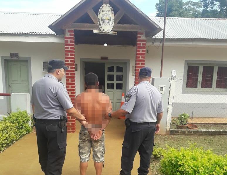 Capturaron a prófugo con pedido de detención enBrasil