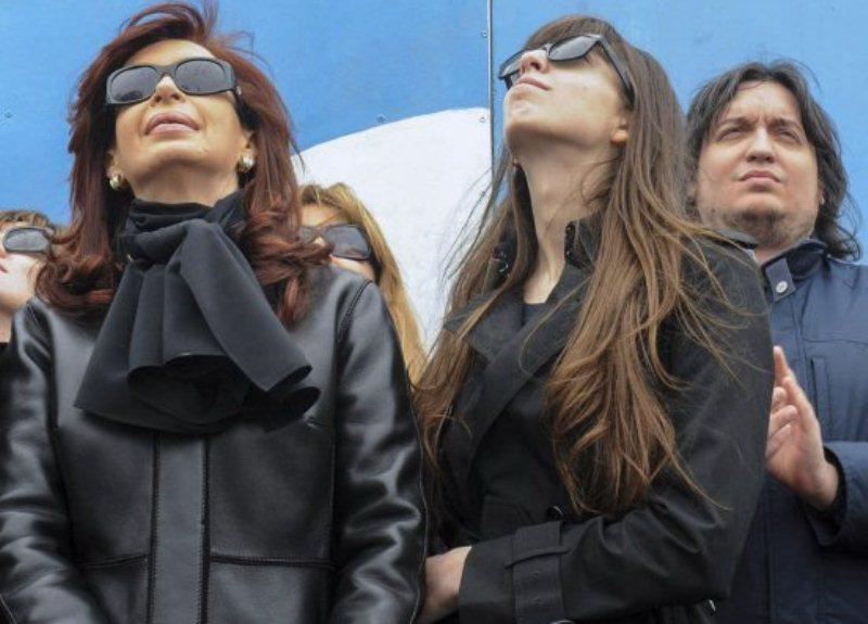 """La salud de Florencia Kirchner: """"No está bien, tiene una depresión muyfuerte"""""""