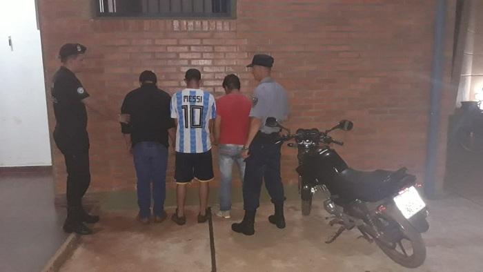 Detuvieron a tres hermanos por intento de abuso sexual a unamenor