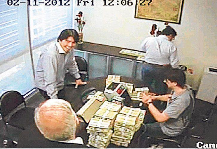 Martín Báez quedó detenido por lavado de dinero, acusado de mover USD 5,5millones