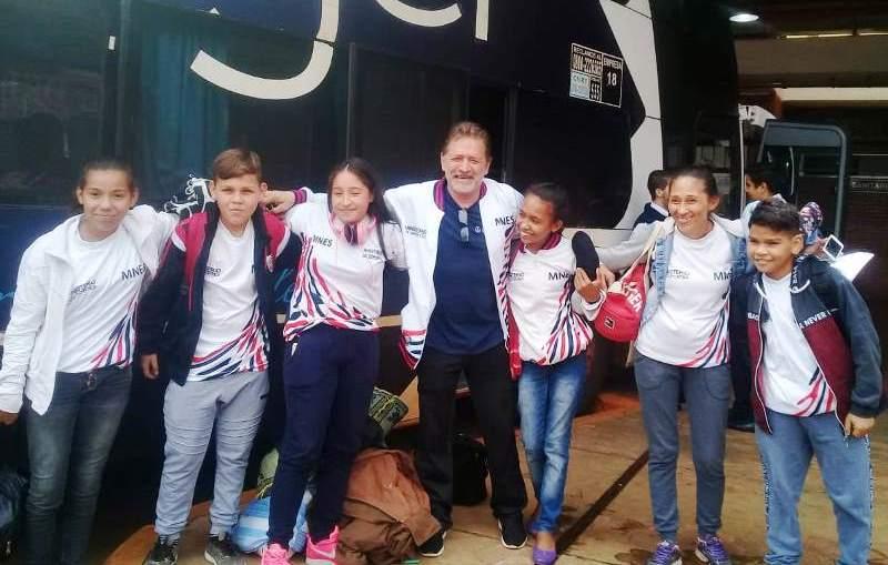 Judocas obereños buscan ser parte de la SelecciónArgentina