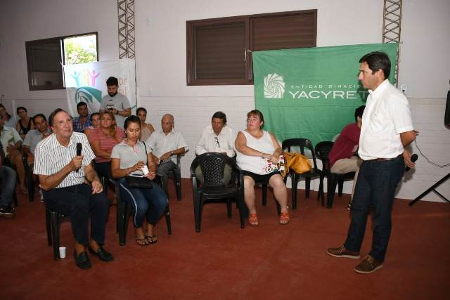 La EBY dispone de un nuevo espacio de encuentro para los vecinos del barrio SanIsidro