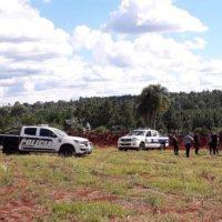 Propietario intentó desalojar a familias que tomaron tierras en la zona del Aeroclub