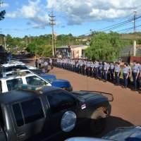 1.750 policías y 160 móviles participan del Mega Operativo de Alto Impacto