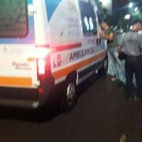 Mujer intentó suicidarse arrojándose bajo los autos que pasaban