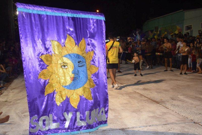 Ritmo, brillo y pasión en los carnavales de CampoViera