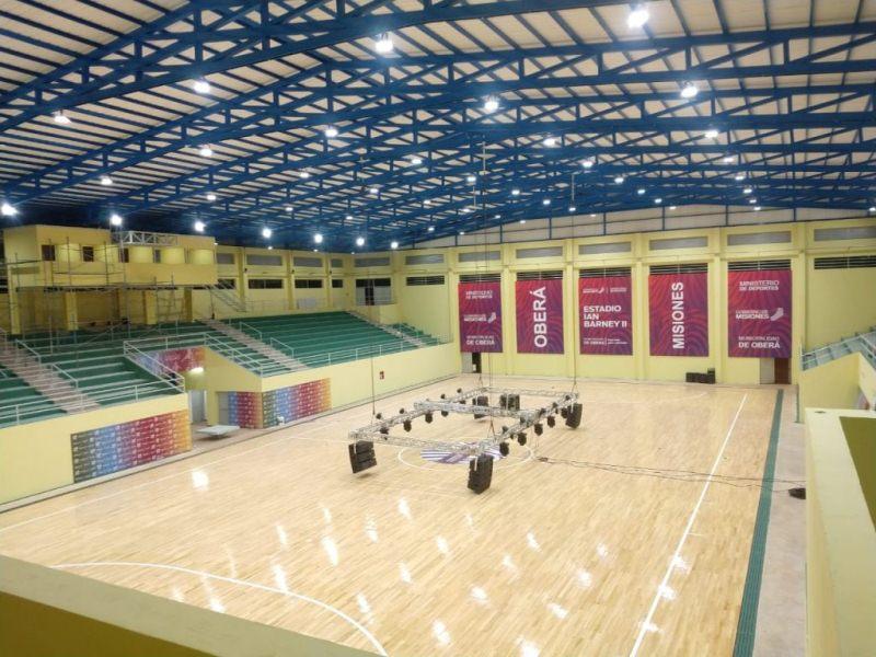 ElMundial de Futsalque comenzará el próximo domingo, el Estadio Ian Barney II será sede del grupoD