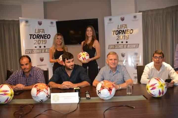 """Lanzaron la """"Copa Casinos de Misiones"""" de laLifa"""