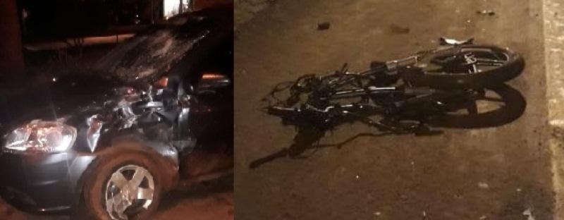 Triple choque dejó dos muertos y variosheridos