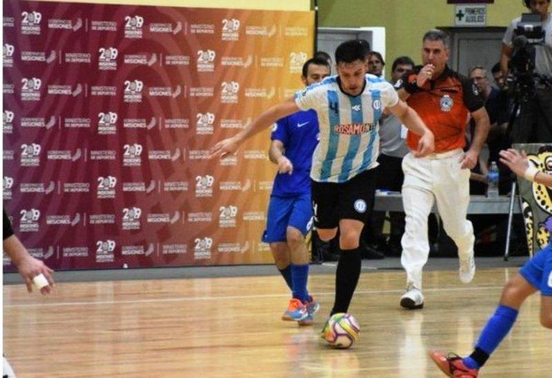 Argentina goleó a Italia 7 a 1 en el Ian Barney y pasó a cuartos definal