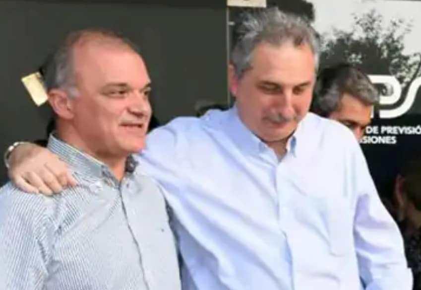 El presidente del IPS candidato a vicegobernador en la fórmula con HerreraAhuad