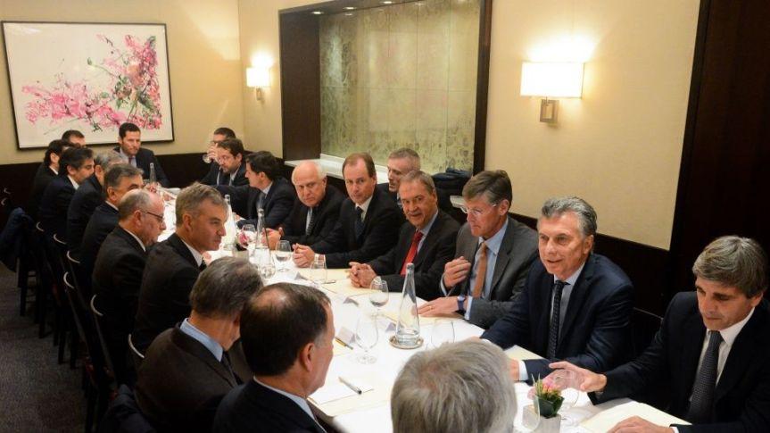 Macri le dijo a los empresarios que le ganaría el balotaje a Cristina 52 a48