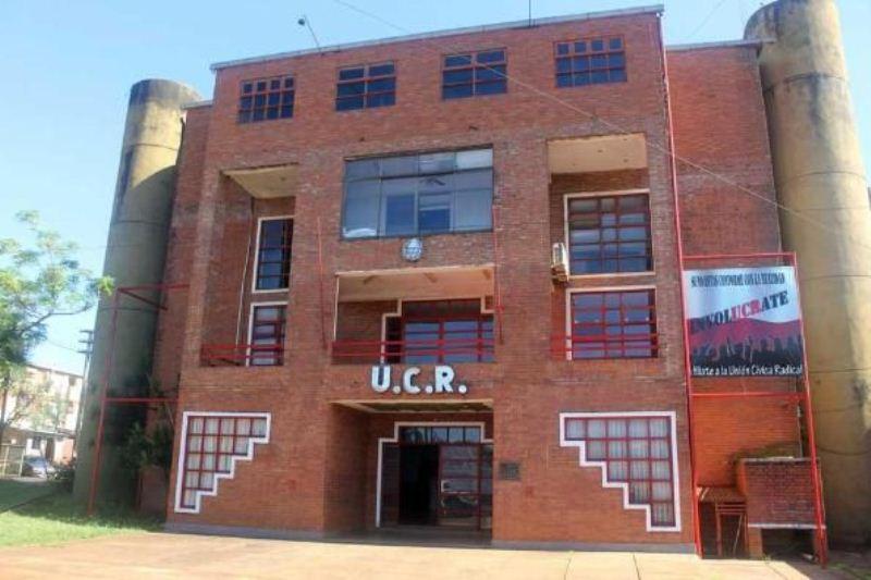 La Mesa Nacional intervendrá la UCRMisiones