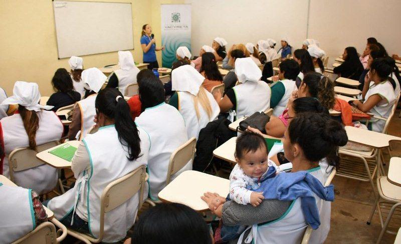 La EBY capacita a un centenar de voluntariossociales