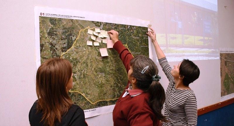 La EBY promueve talleres de educaciónambiental