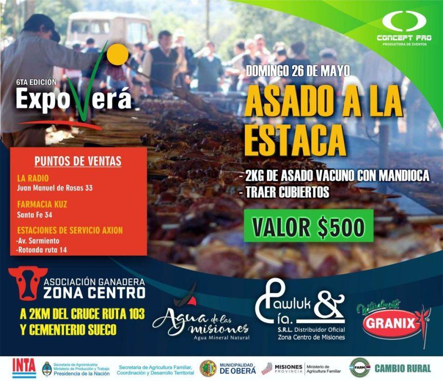 Comenzó la Expo Verá con alrededor de 100 expositoresagro-ganaderos