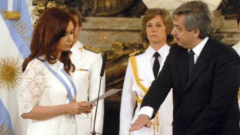 "Fernández dijo que sí la justicia funciona ""Cristina no va a sercondenada"""