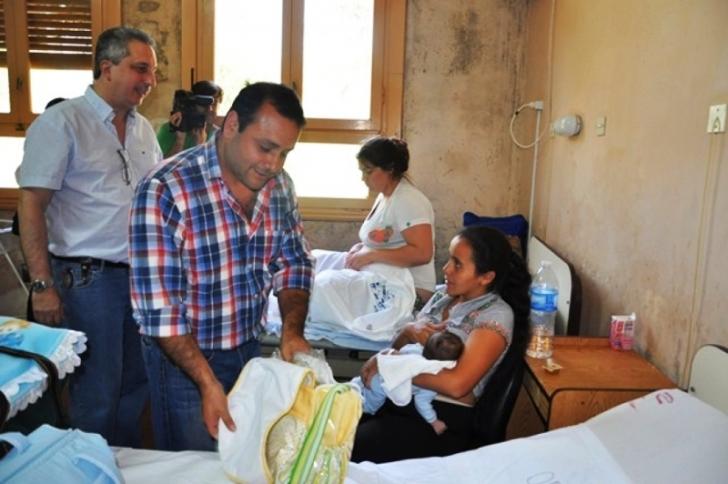 Agrupación de Herrera Ahuad pide colaboración para niña con dolencias que debe ser llevada al Madariaga y necesitacombustible