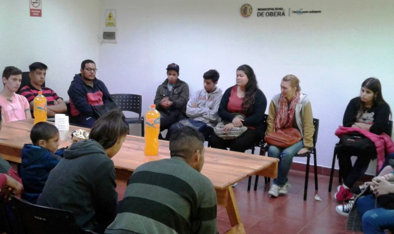 """Curso de Introducción al Trabajo """"CIT"""" para jóvenes de 18 a 24años"""
