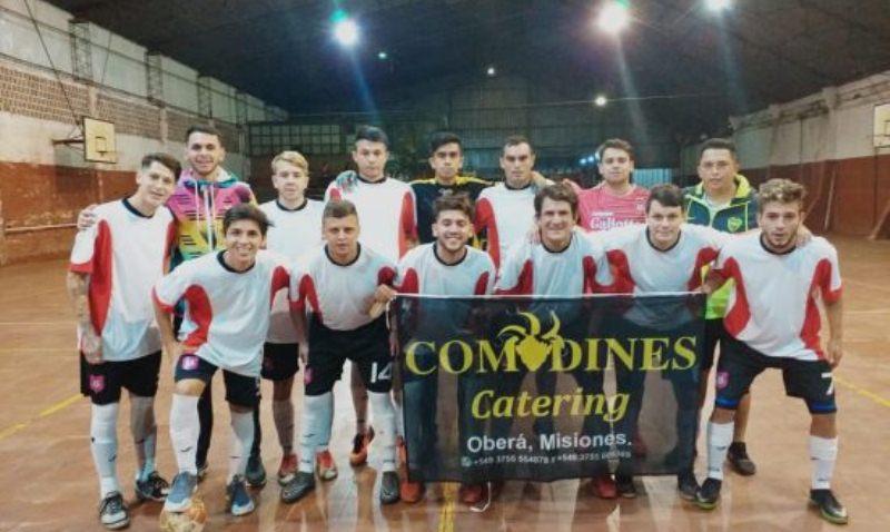 Avanza el Clasificatorio al Regional de FutsalFIFA