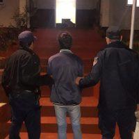 Detenido por machetear a un sujeto, la víctima fue hallada y trasladada al Samic
